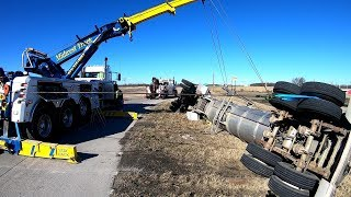 Download Rollover Tanker!!!  What a Load of Crap -py Water Mp3 and Videos