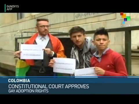 Colombia: AG Will Challenge Same-Sex Adoption Rights