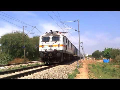 Chandigarh New Delhi Shatabdi Express