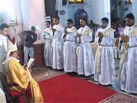 Ordination of Fr Antony Albin Odipattil O and Colleagues Part -2