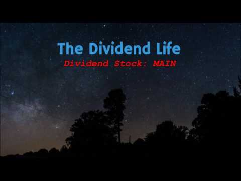 Dividend Stock: MAIN (Main Street Capital Corporation)