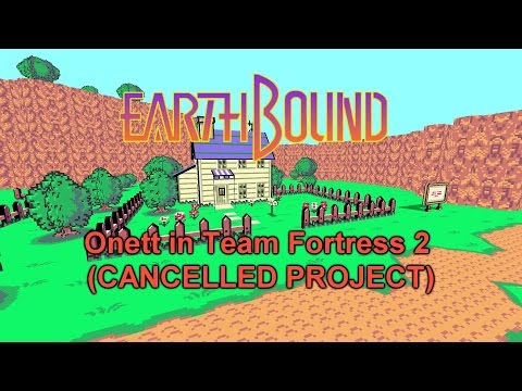 Onett in Team Fortress 2 (Cancelled Project)