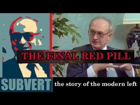 YURI THE PROPHET:  The Story of the Modern Left | The Final Redpill