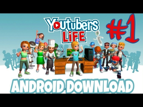 Saaaiiu!! YouTubers Life para Android/iOS Download