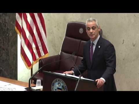 Mayor Emanuel's Address on Police Accountability to City Council: Justice, Culture and Community