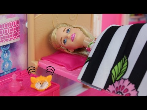 La Casa de Barbie de Juguete