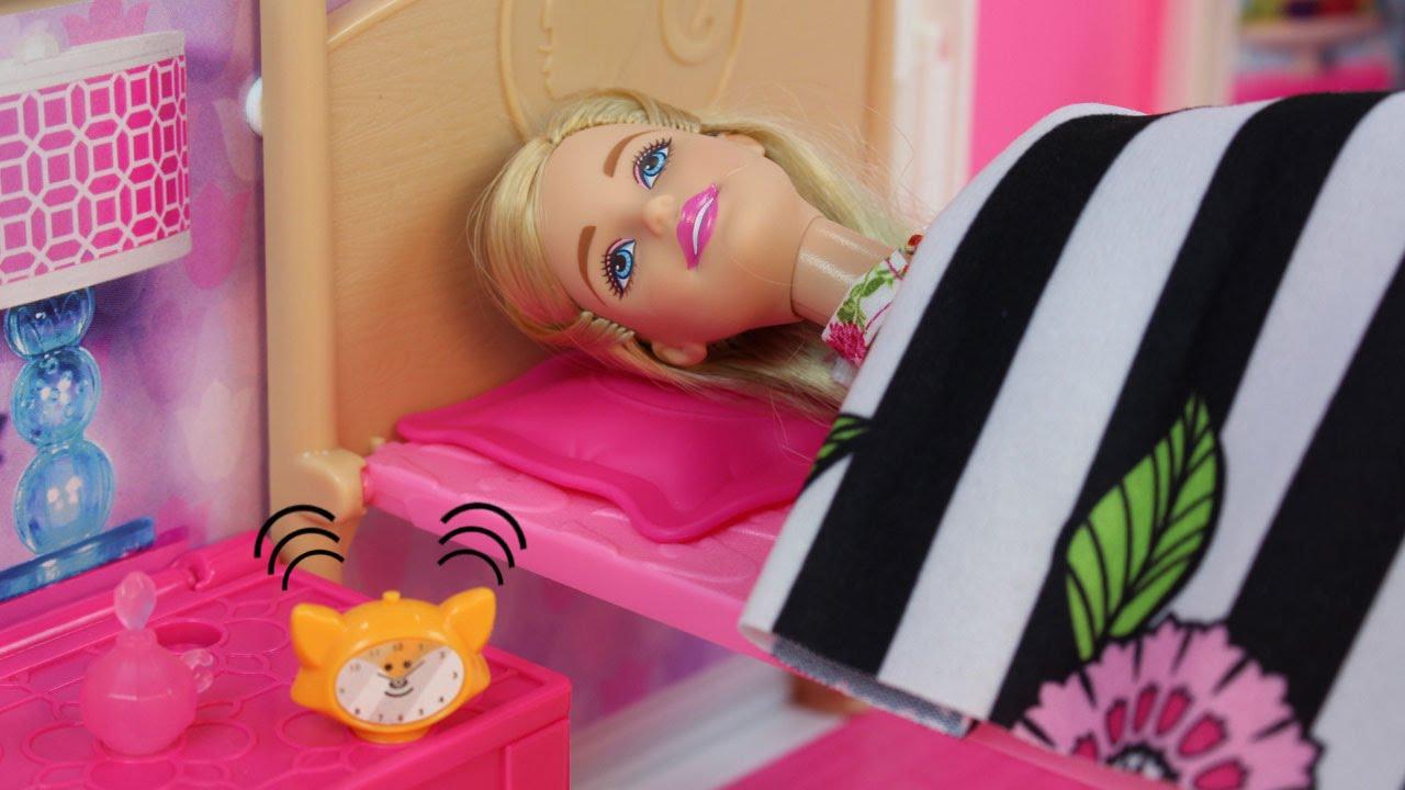 La Casa De Barbie De Juguete Youtube