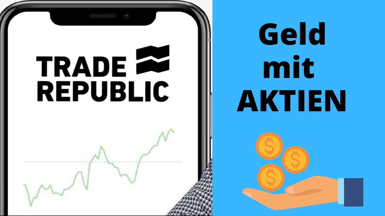 Trade Republic Geld Einzahlen