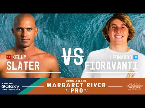 2016 Drug Aware Margaret River Pro: Round 2, Heat 3 Video