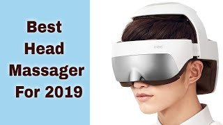 Breo Idream5 Head And Eye Massager Review