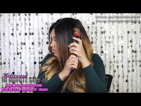 Best Virgin Hair 2015 Ten Minute Sew in Giveaway