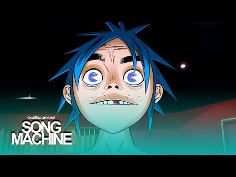 Gorillaz - PAC-MAN ft. ScHoolboy Q (Episode Five)