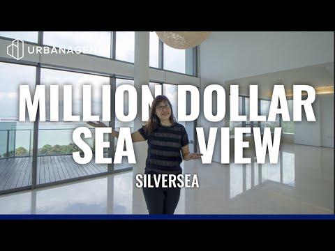 Silversea: Award Winning Luxury Penthouse In East Coast With A Million Dollar Sea View! #LuxuryCondo