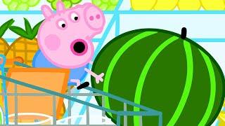 ペッパピッグ | Peppa Pig Japanese | おかいもの | 子供向けアニメ