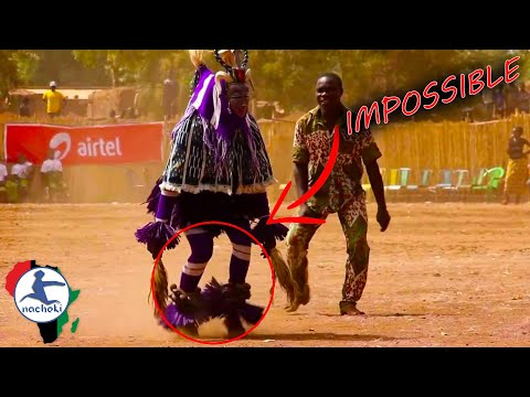 African Dance Style Now the Most Impossible Dance in the World