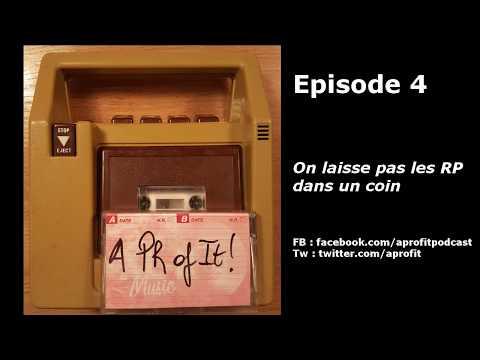 """""""On laisse pas les RP dans un coin"""" - S01E04"""