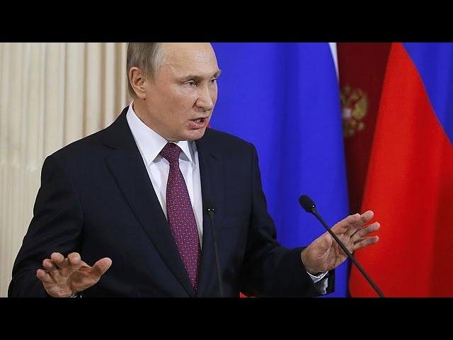 Путин: оппоненты России хуже проституток
