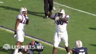 Wk 8 Highlights LSU vs. Auburn