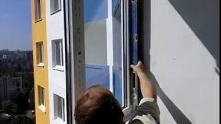 Как проверить правильность установки окна