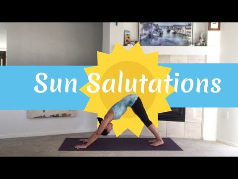 What is a Sun Salutation?