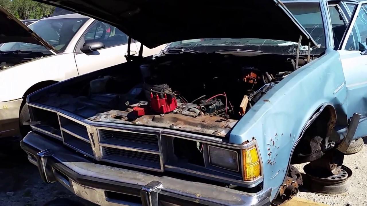 Junk Yards Jacksonville Fl >> 1977 Pontiac Catalina Sedan At Go Pull It Junkyard In Jacksonville
