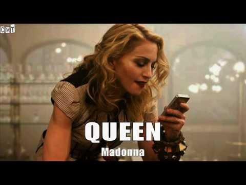 Download musik Madonna - Queen [Lyrics On Screen] Mp3 online