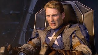"""Steve Rogers & Peggy Carter """"Don't You Dare Be Late"""" - Captain America: The First Avenger (2011)"""