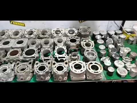 LAWCR洛克科技修复加工各类摩托车陶瓷汽缸