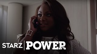 Power | Ep. 204 Clip: Locked Out | STARZ