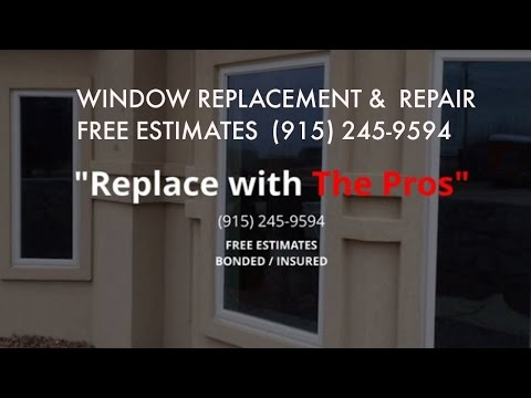 El Paso Window Replacement - Repair & Installation - ProWindows Reviews