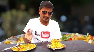 Amazing Indian Street Foods | Rajkot, Gujarat with Nikunj Vasoya