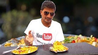 Amazing Indian Street Foods | Rajkot, Gujarat with Nikunj Vasoya