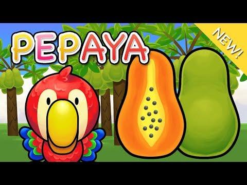 Lagu Anak Indonesia | Pepaya