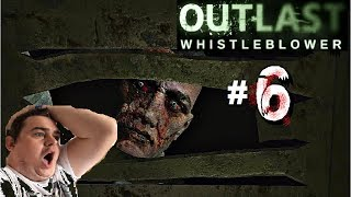 Outlast Whistleblower: MOST DISTURBING GAME EVER
