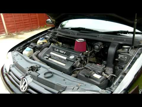 Vw Golf 1.4 Induction Kit