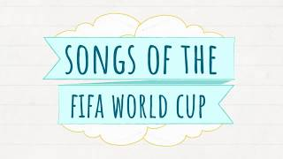 Gambar cover #FULL SOUNDTRACK. Songs fifa world cup 1962-2018.