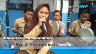 Video KUN ANTA  VERSI HADROH By Ema Wardana download MP3, 3GP, MP4, WEBM, AVI, FLV November 2017
