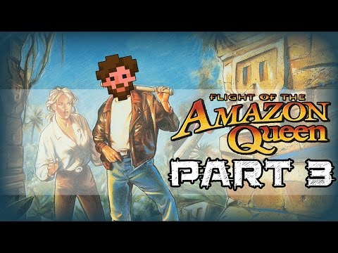 Let's Play - Flight Of The Amazon Queen - A Little More Conversation, A Little Less Action