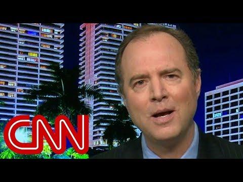 Rep. Adam Schiff: GOP protecting Trump, not investigating - Dauer: 7 Minuten, 11 Sekunden