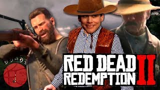 RED DEAD REDEMPTION 2 - ASSALTO ao BANCO