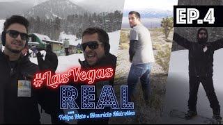 LAS VEGAS REAL EP 04 - Lee Canyon com Submarino Viagens, Show de Rock e Passeio de helicóptero!