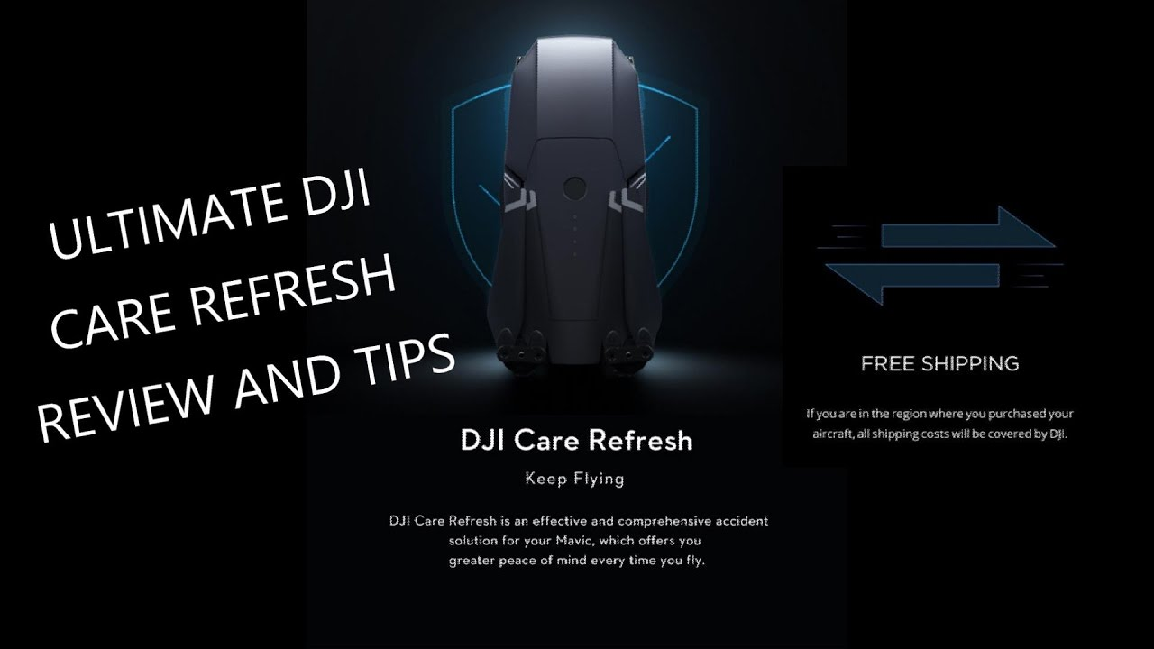 Dji Refresh Care Review