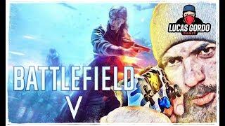 Battlefield V - INVESTIDA COM OS SOLDADOS [LIVE]