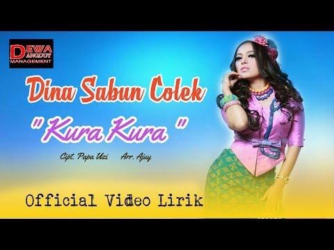 Dina Sabun Colek - Kura  Kura [Official Lirik]