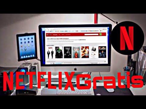 como crear una cuenta netflix gratis 2018