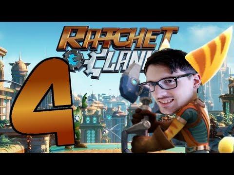RATCHET AND CLANK PS4    KERWAN COMPLETADO y conseguimos el Heli-pack - Capítulo 4