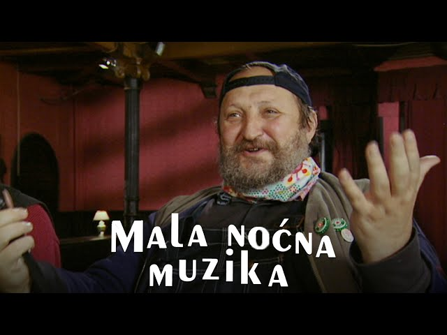 Mala nocna muzika 2002 - Spasoje i kokoska - (Zillion film)