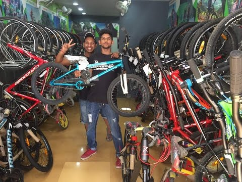 BEST PLACE TO BUY IMPORTED CYCLE AT CHEAP RATE IN MUMBAI | MONGOOSE | CANNONDALE |MONTRA ETC