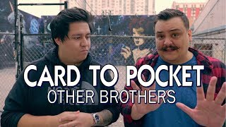 Magic Review - Card to Pocket by The Other Brothers
