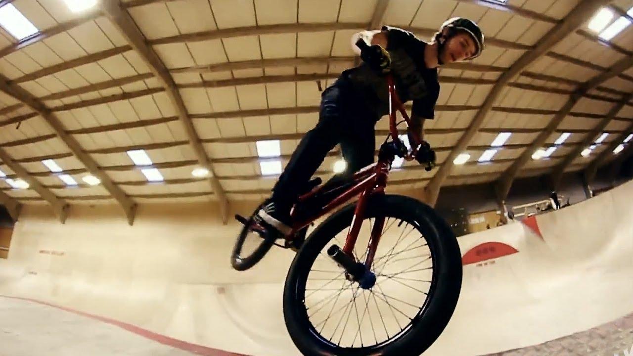 An (Ab)Normal Day in Adrenaline Alley with Alex Coleborn | Captured: Alex Coleborn BMX, Ep. 2